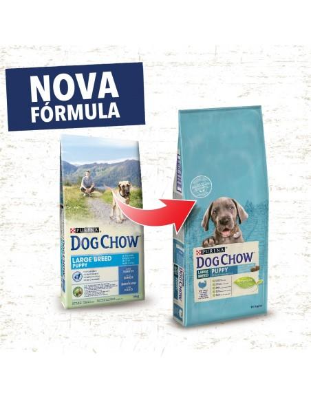 Dog Chow Puppy Large Breed Peru 14kg
