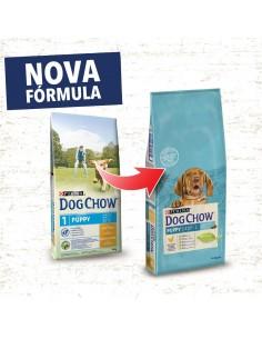 Dog Chow Puppy Frango Dog Chow Alimentação Seca para Cães