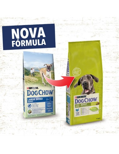 Dog Chow Adult Large Breed Peru 14kg