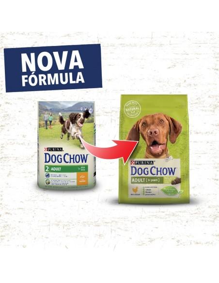 Dog Chow Adult Frango 14kg   Ração Seca para Cães   Dog Chow