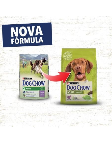 Dog Chow Adult Borrego 14kg | Ração Seca para Cães | Dog Chow