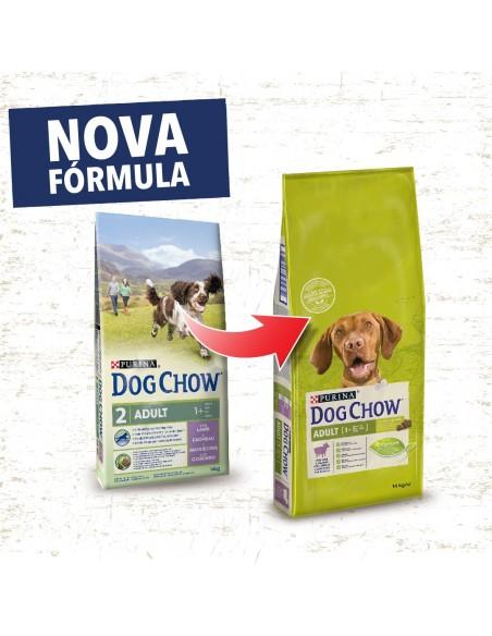 Dog Chow Adult Borrego 14kg