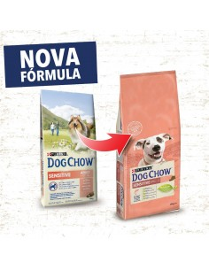 Dog Chow Sensitive Salmão