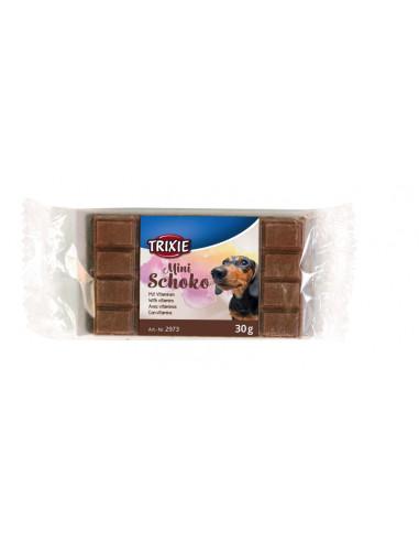 Chocolate para Cães Mini Schoko Trixie Vitaminas e Complementos