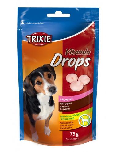 Vitamin Drops com Iogurte Trixie Vitaminas e Complementos