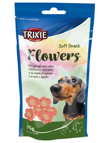 Soft Snack Flowers | Biscoitos para Cães | Trixie