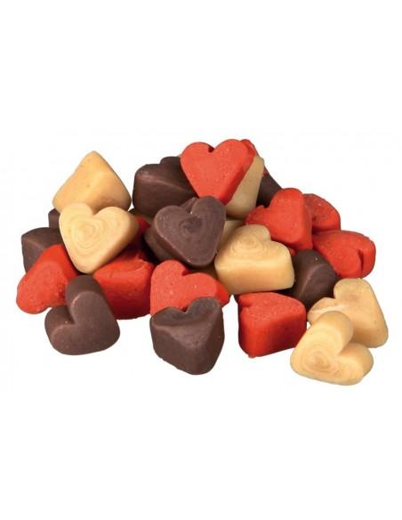 Trainer Snack Mini Hearts   Biscoitos para Cães   Trixie