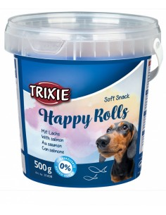 Soft Snack Happy Rolls Trixie Snacks