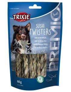 PREMIO Sushi Twisters Trixie Snacks