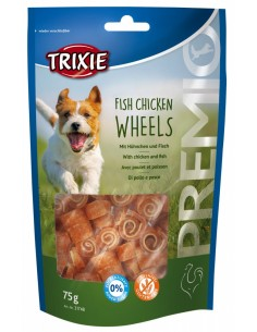 PREMIO Fish Chicken Wheels Trixie Snacks
