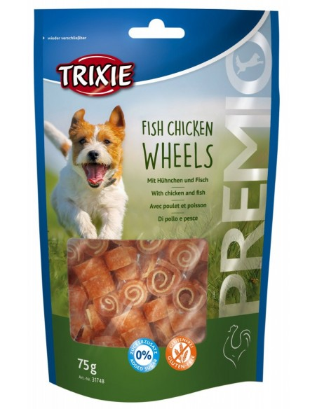 PREMIO Fish Chicken Wheels