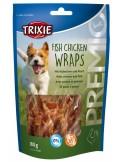 PREMIO Fish Chicken Wraps