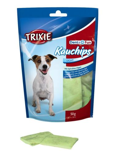Denta Fun Tiras com Spirulina Trixie Snacks