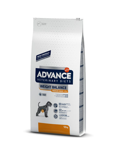 Advance Vet Weight Balance Medium Maxi