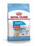 Royal Canin Medium Puppy , Alimento Seco Cão Royal Canin Alimentação Seca para Cães