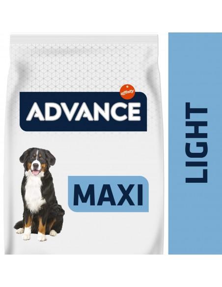 Advance Maxi Light   Cuidados Especiais para Cães   Advance Affinity