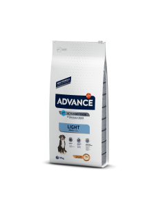 Advance Maxi Light Advance Affinity Cuidados Especiais