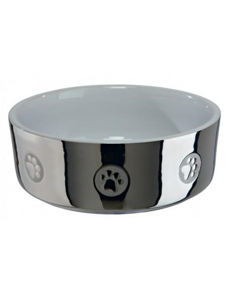 Gamela em Cerâmica Trixie Comedouro para cães