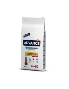 Advance Adulto Sensitive Cordeiro Advance Affinity Cuidados Especiais