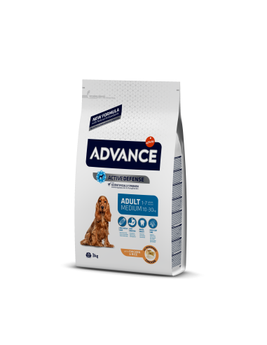 Advance Medium Adulto Advance Affinity Alimentação Seca para Cães