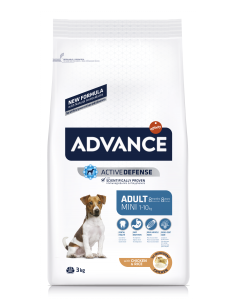 Advance Mini Adulto  Advance Affinity Ração Seca para Cães