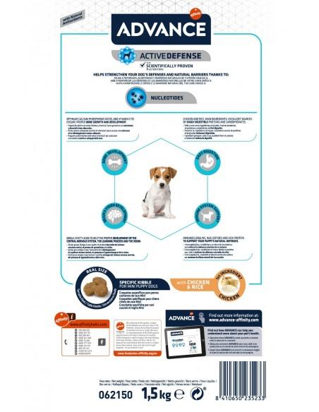 Advance Mini Puppy | Ração Seca para Cães | Advance Affinity