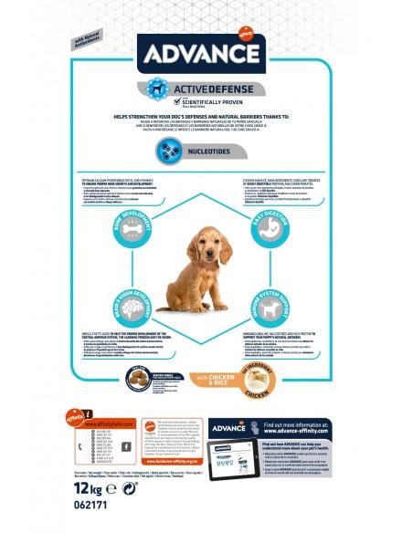 Advance Medium Puppy   Ração Seca para Cães   Advance Affinity
