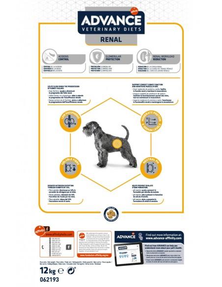 Advance Vet Renal  Advance Veterinary Diets Renal para Cães