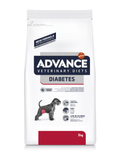 Advance Vet Canin Diabetic Colitis Advance Veterinary Diets Obesidade / Diabeticos