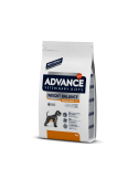 Advance Vet Weight Balance Medium Maxi Advance Veterinary Diets Obesidade / Diabeticos