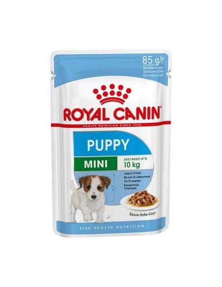 Royal Canin Mini Puppy, Alimentação Húmida