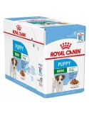 Royal Canin Mini Puppy, Alimentação Húmida Royal Canin Alimentação Húmida para cães