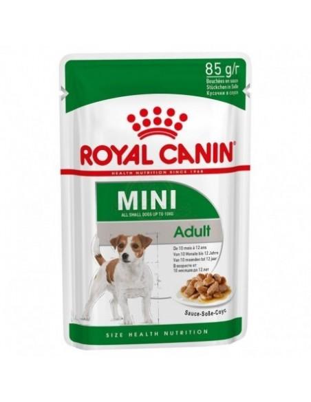 Royal Canin Mini Adult, Alimentação Húmida