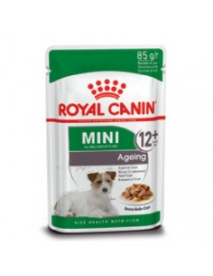 Royal Canin Mini Ageing +12, Alimento Húmido Royal Canin Ração Húmida para cães