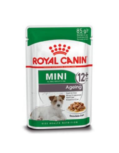 Royal Canin Mini Ageing +12, Alimento Húmido | Ração Húmida para Cães | Royal Canin
