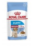 Royal Canin Medium Puppy, Alimento Húmido Royal Canin Ração Húmida para cães