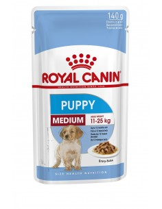 Royal Canin Medium Puppy, Alimento Húmido