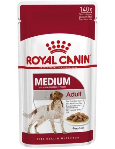 Royal Canin Medium Adult, Alimento Húmido Royal Canin Ração Húmida para cães