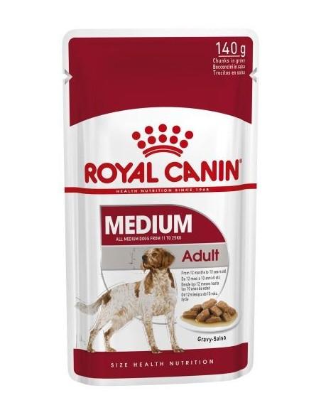 Royal Canin Medium Adult, Alimento Húmido