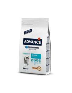 Advance Cat Kitten Advance Affinity Alimentação Seca