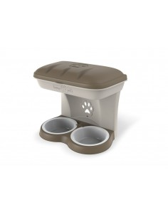 Comedouro Parede Food Stand Maxi 2,3Lt