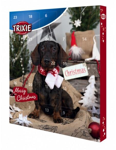 Calendário com Surpresas de Natal para cão