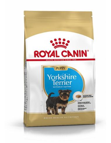 Royal Canin Yorkshire Puppy, Alimento Seco Cão Royal Canin Alimentação Seca para Cães