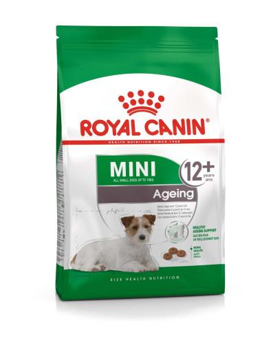 Royal Canin Mini Ageing 12+, Alimento Seco Royal Canin Alimentação Seca para Cães