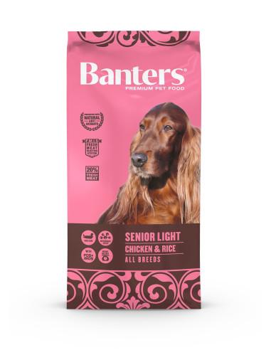 Banters Senior / Light | Ração Seca para Cães | Banters