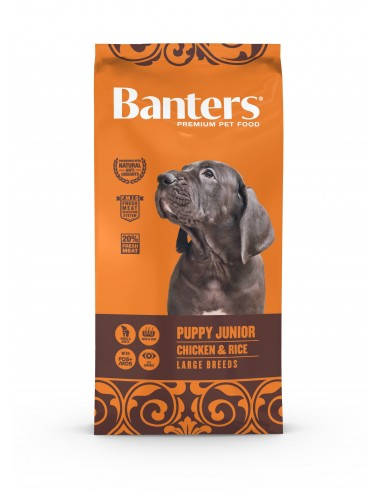 Banters Puppy Large Breed  Banters Cães