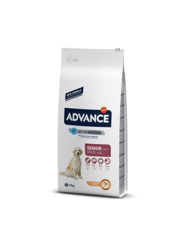 Advance - Maxi Senior + 6 Anos Advance Affinity Alimentação Seca para Cães