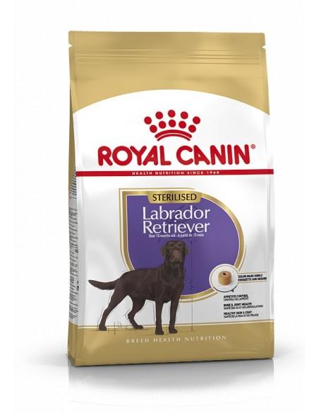 Royal Canin Labrador Sterilised 12kg, Alimento Seco Cão