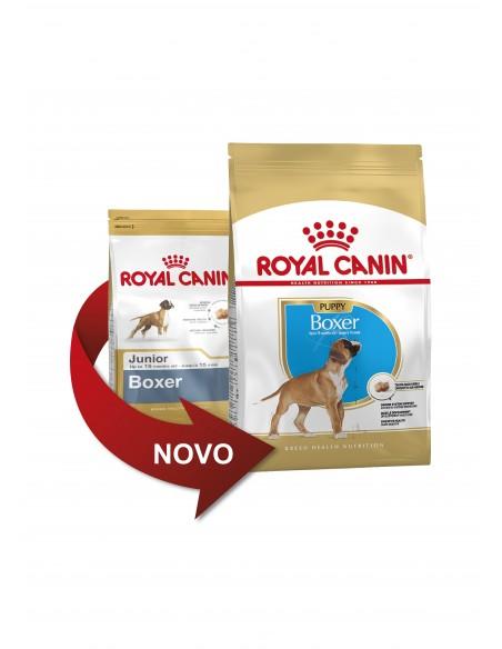 Royal Canin Boxer Puppy Alimento Seco cão Royal Canin Ração Seca para Cães