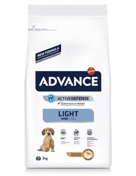 Advance Mini Light | Ração Seca para Cães | Advance Affinity